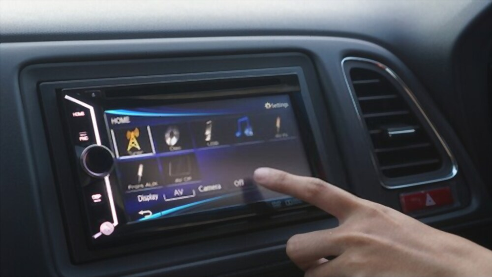 Best Car Stereo With Backup Camera