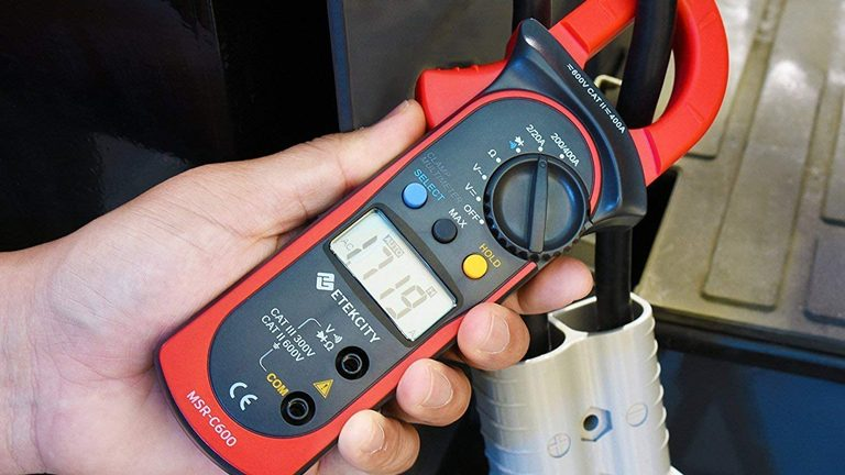 What is the best clamp meter