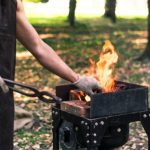 How To Make A Blacksmithing Forge