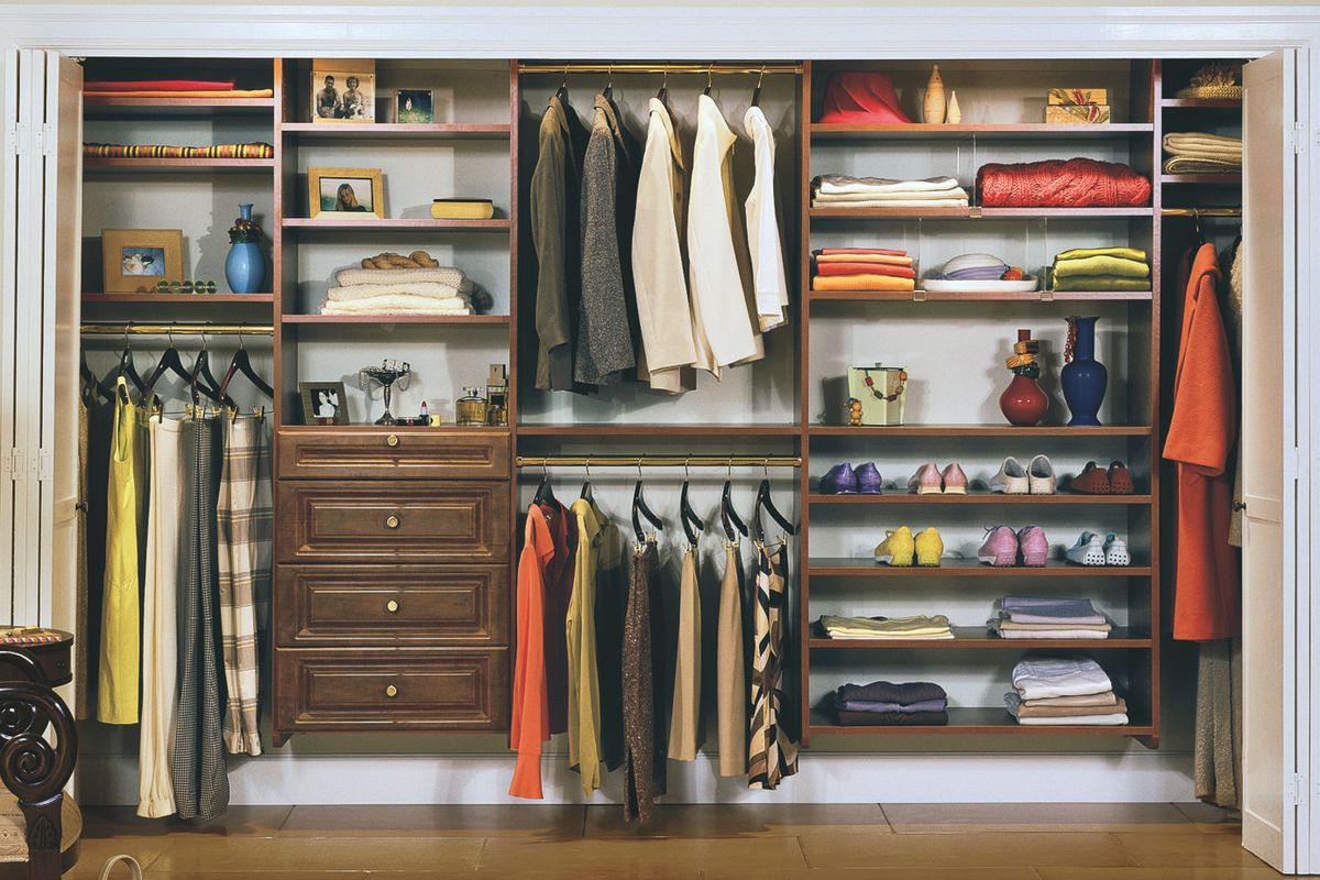 Build A Closet In Your Room