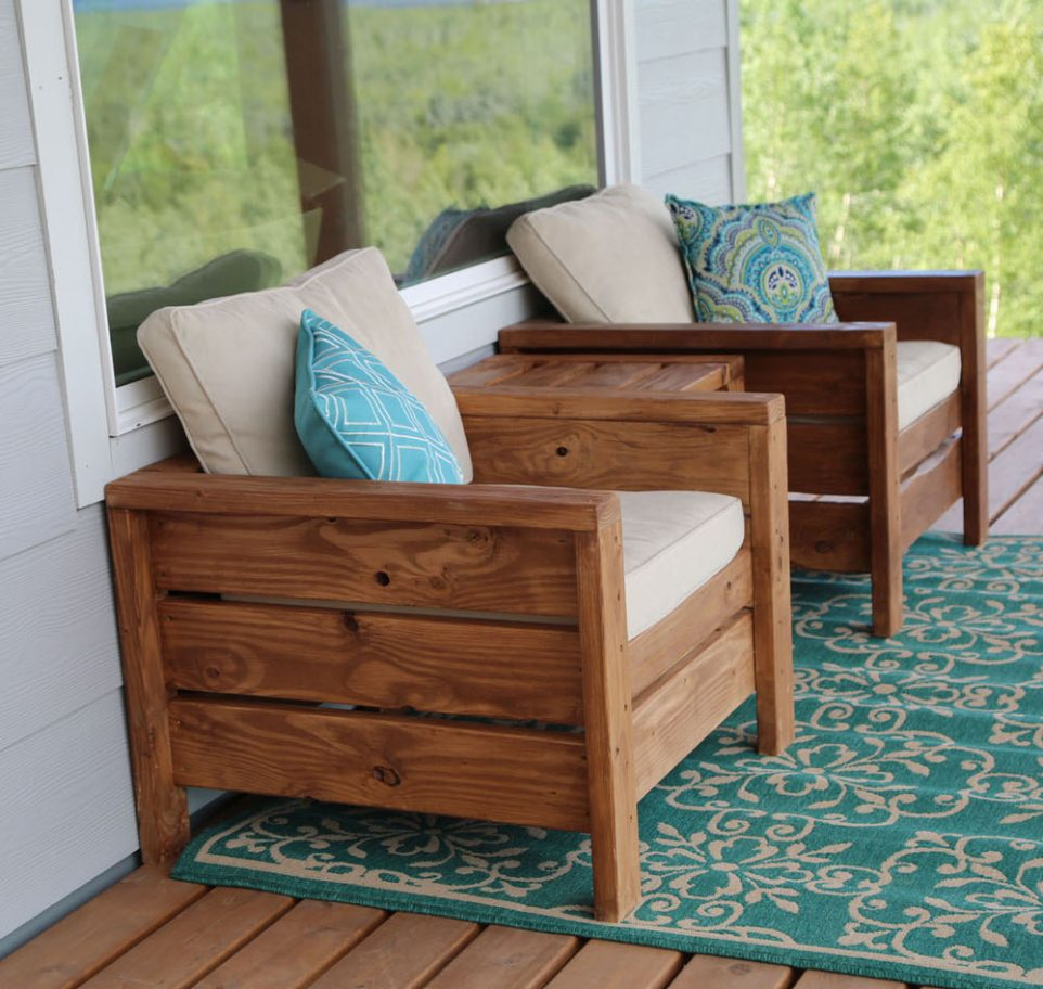 Cheap DIY Garden Furniture: A Selection of Creative and Inspiring DIY Projects