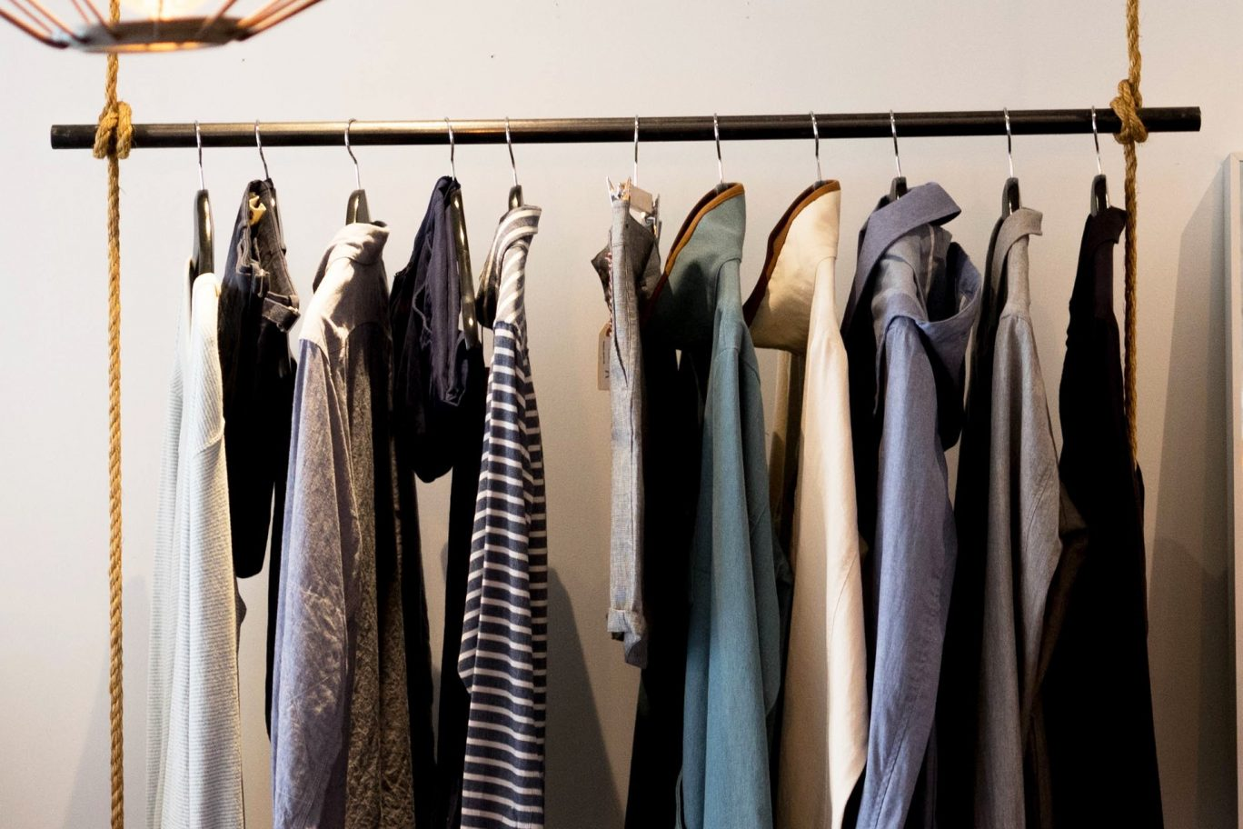 7 Racks to Display Your Clothes With Style