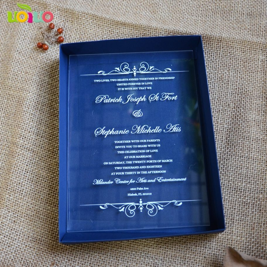 Personalized Wedding Card: Create Yours Easily