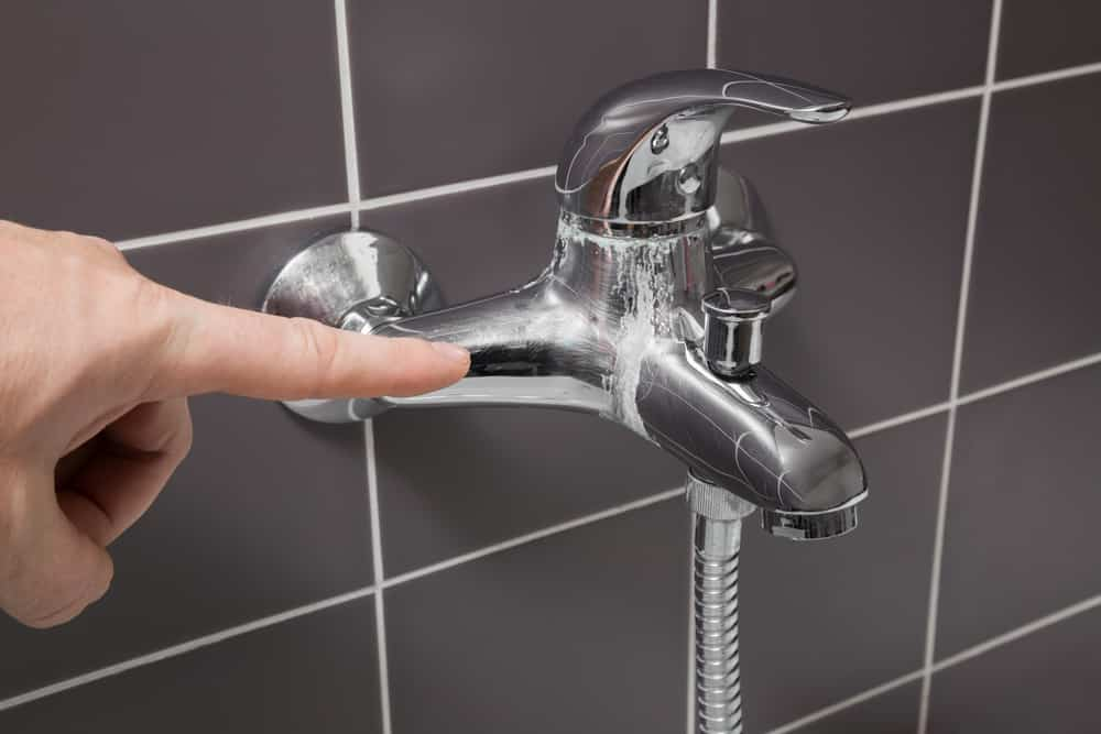 How to Remove Limescale From a Bathroom or Kitchen Faucet or Mixer?
