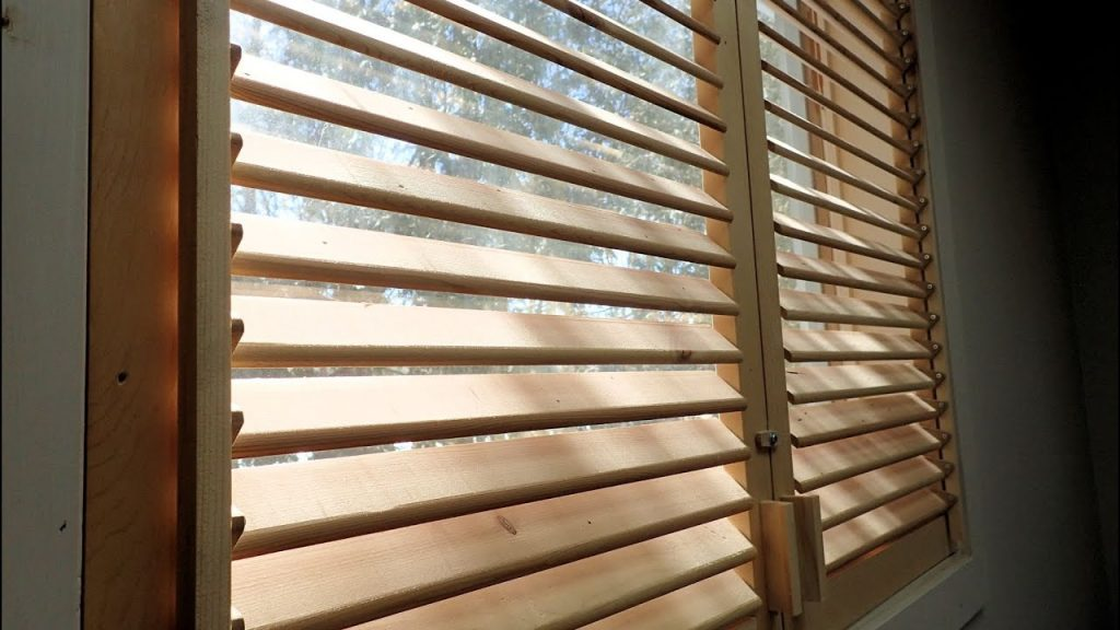 Make Wooden Shutters From Scratch in 9 Easy Steps