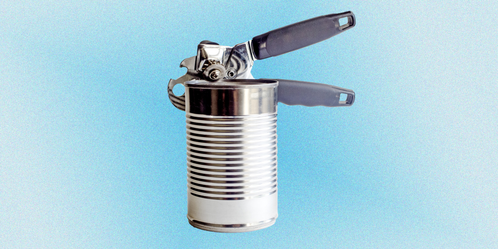 can opener uses