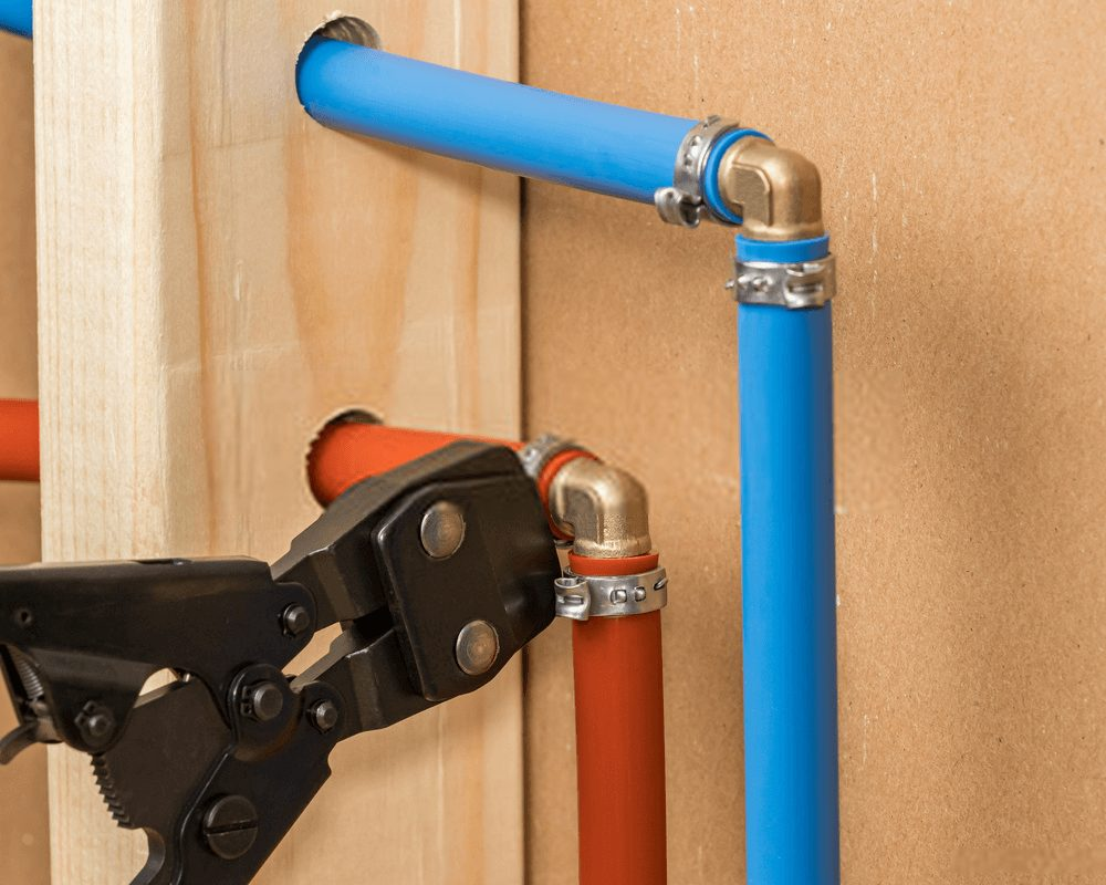 The right way to use Pex Crimp Tool